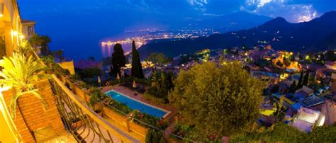 best hotels taormina the best hotels in taormina sicily for quality service