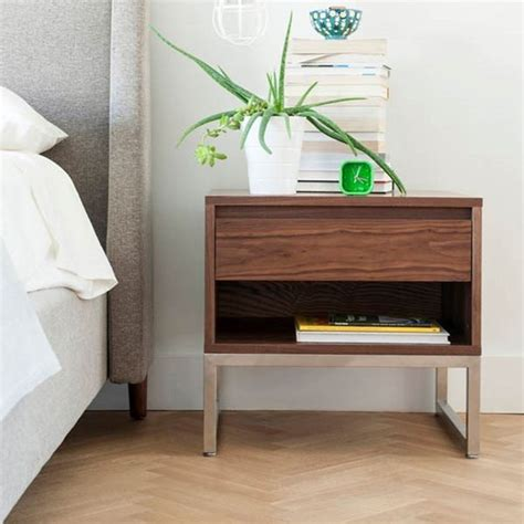cool bedside 55 cool non conventional bedside tables digsdigs