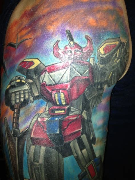 power rangers tattoo power rangers complete by powerranger02 on deviantart