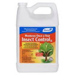 Monterey Lawn And Garden by Monterey Once A Year Insect Ii Gallon