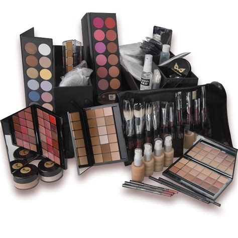 Implora Deluxe Professional Make Up Collection makeup artist kit building basic ashlee miller artistry beautiful impressions
