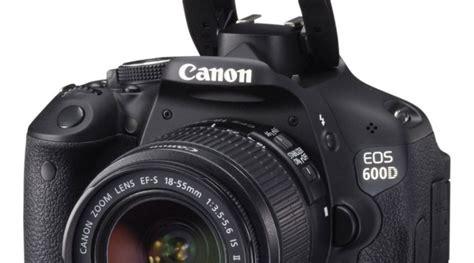 Pasaran Kamera Canon 600d spesifikasi review dan harga kamera canon 600d