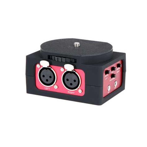 Aksesoris Gopro 3 5mm Mic Adapter jual saramonic sr ax101 xlr adapter for dslr camcorder