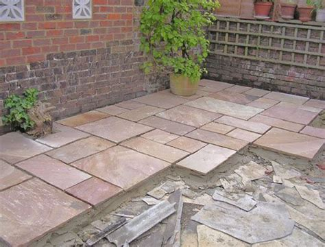 Laying Patios by Patio Laying Gardening