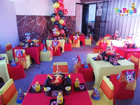 Military Home Decorations minnie and mickey mouse themed party cape town the party