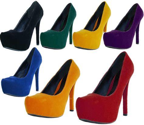 high heel cleats platform high heel stilettos shoes almond toe