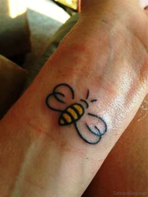 honey pot tattoo designs 51 excellent bee tattoos on wrist