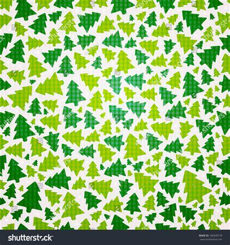 paper tree pattern vector seamless pattern of tree 106549778