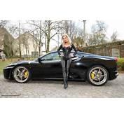 Hot Ferrari Cars And Girls
