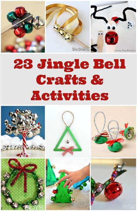 crafts with bells 23 jingle bell craft ideas stem activities edventures