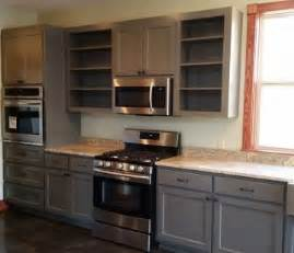 Painted Shaker Style Kitchen Cabinets Painted Shaker Style Kitchen Cabinets Kitchen Crafters