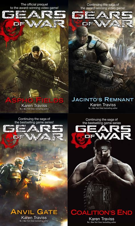 the of war books gears of war the slab archives orbit books science