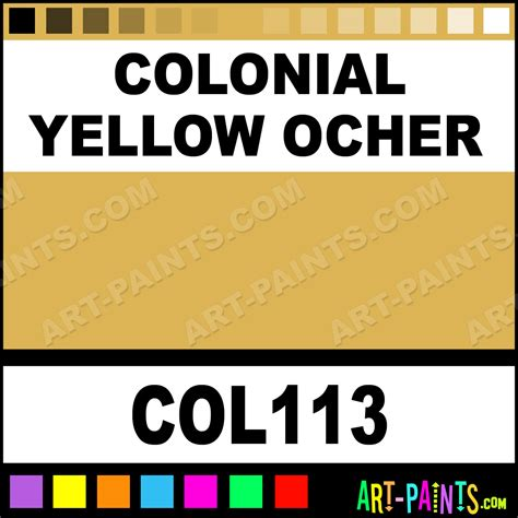 colonial yellow ocher powder casein milk paints col113 colonial yellow ocher paint colonial