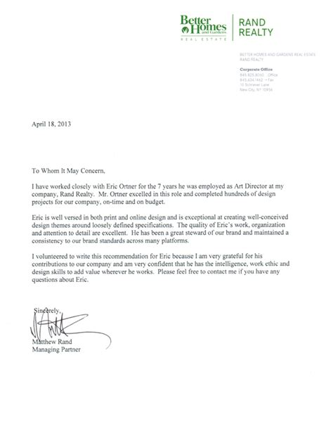recommendation letter template recommendation letter from employer templates free printable 1559
