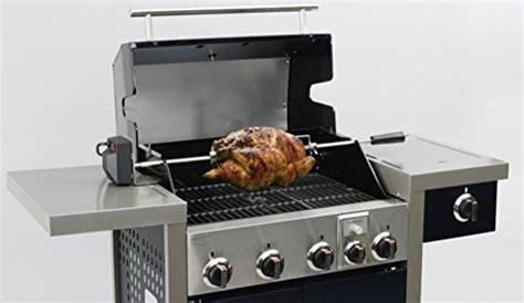 Backyard Grill Electric Rotisserie Hamilton 84901 Electric Rotisserie For Outdoor Grill