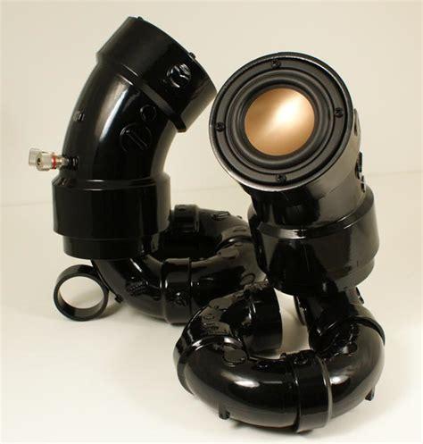 Handmade Speakers - handmade pvc pipes speakers gadgetsin
