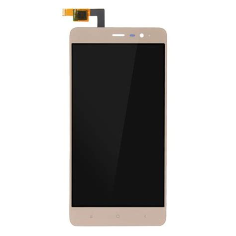 Garskin Xioami Redmi Note 3 Pro Gold Black lcd digitizer assembly replacement for xiaomi redmi note 3 pro gold