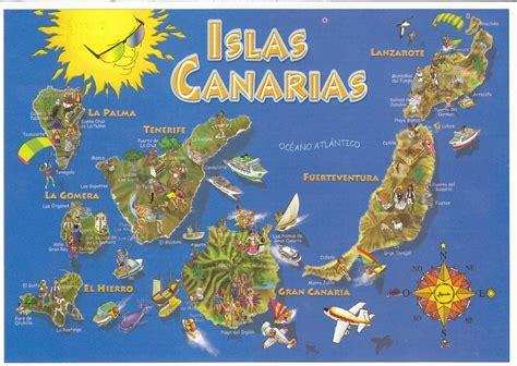 canarias y africa mapa viral 237 zalo 191 cu 225 nto sabes de las islas canarias