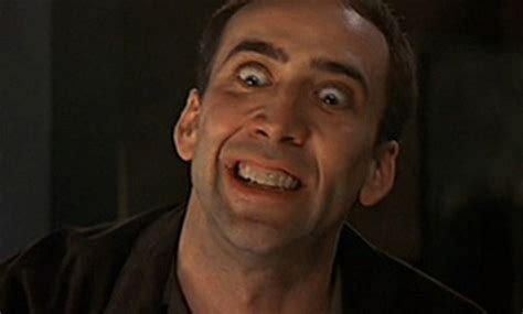 What Movie Is The Nicolas Cage Meme From - 12 things i bet you didn t know about nicolas cage