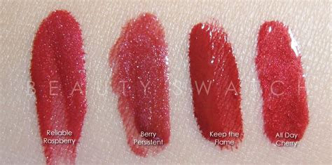 Lipstick Maybelline 24 Hour Superstay maybelline superstay 24 hour lip color swatches