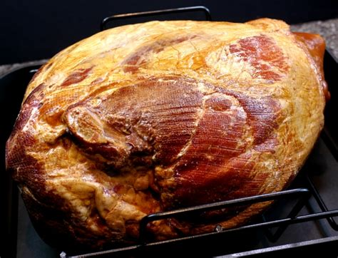 best ham how to make and carve the juiciest bone in whole