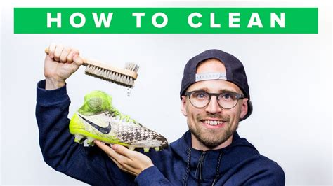 how to clean football shoes how to clean your football boots