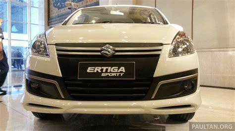 Radiator Suzuki Ertiga 1 suzuki ertiga sporty introduced in indonesia image 229568