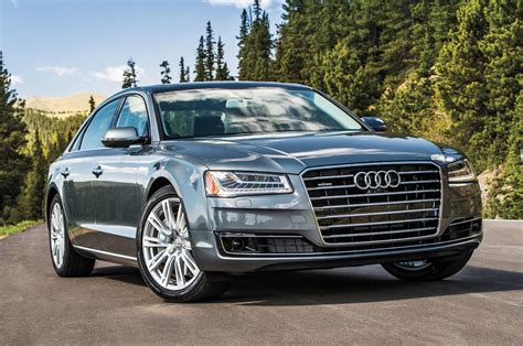Audi 8 L by 2015 Audi A8 Reviews And Rating Motor Trend