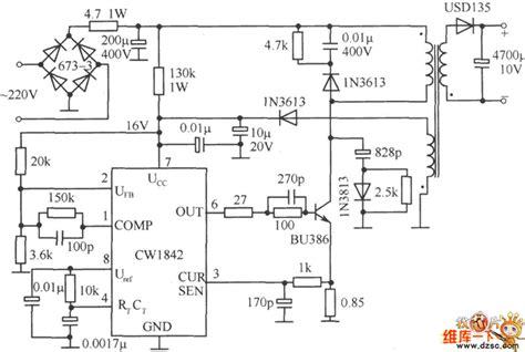 Power Supply Switching Modulr Oscilator Gacun switching power supply page 6 power supply circuits next gr
