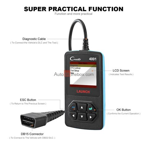 check engine light diagnostic 32 99 launch creader 4001 diagnostic scan tool for check