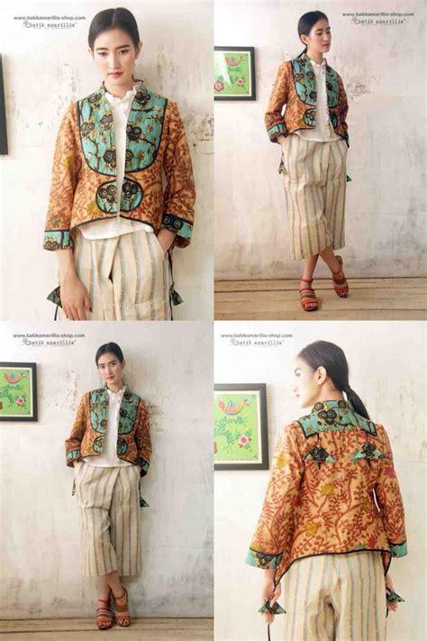 Kebaya Ch 23 batik amarillis made in indonesia proudly presents batik