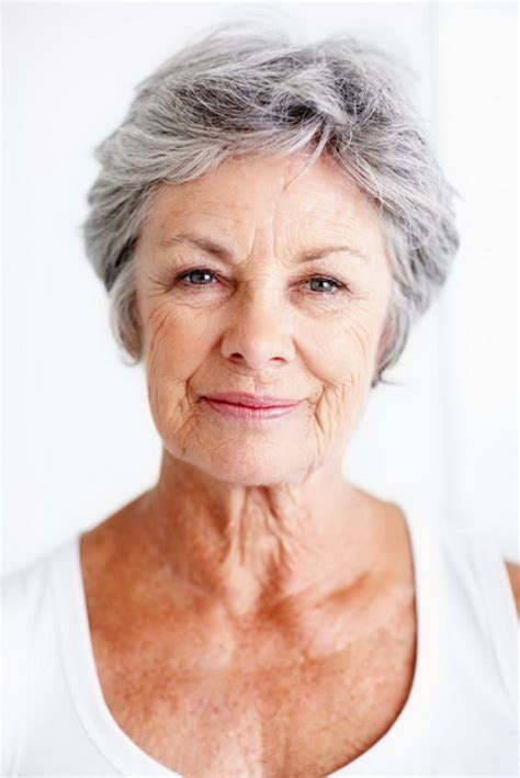 hairstyles for turning grey gray hairstyles for women