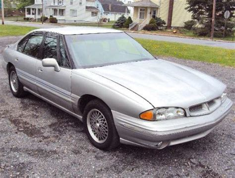 nice cheap car    pa pontiac bonneville se