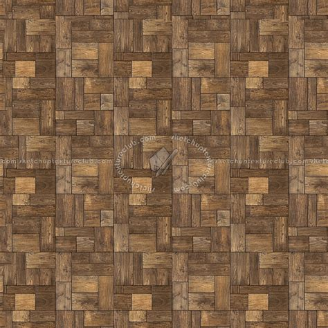 wood flooring square texture seamless 05441