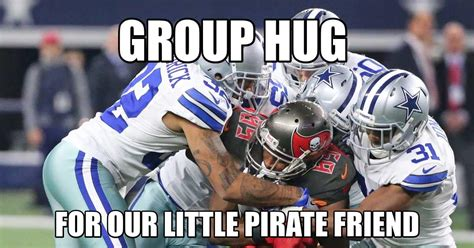 Ta Bay Buccaneers Memes - dallas cowboys meme maker week 15 vs the ta bay