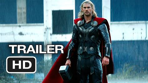 film streaming thor 1 thor the dark world official trailer 1 2013 chris