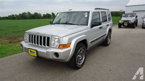 2006 Jeep Commander For Sale 2006 Jeep Commander Base For Sale In Shell Rock Iowa