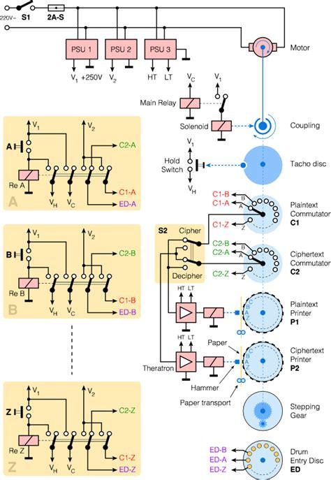 250vdc wiring diagram