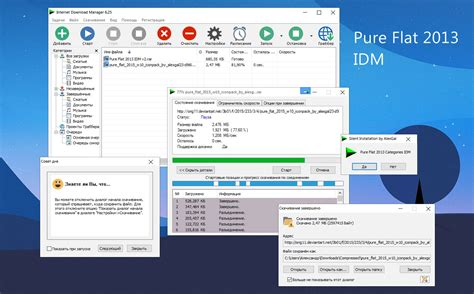 internet download manager themes for windows 10 pure flat 2013 idm by alexgal23 on deviantart