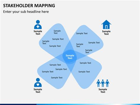 stakeholder map template powerpoint stakeholder mapping powerpoint template sketchbubble
