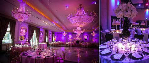 royal and purple theme for wedding ground report