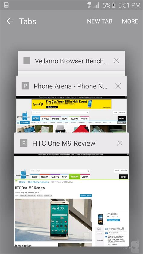 Samsung Galaxy S6 Incognito Tab by Samsung Galaxy S6 Edge Vs Samsung Galaxy Note 4 Interface And Functionality