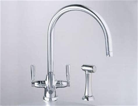 Franke Triflow Faucet by Franke Tfn470 Lever Gooseneck