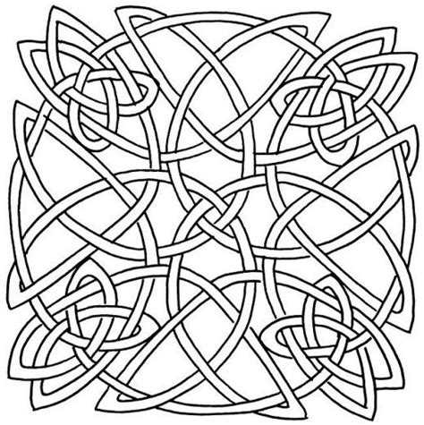 coloring pages of celtic designs celtic design art coloring pages for kids colouring