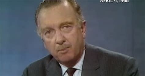 50 years ago today walter cronkite signed on tvnewser how walter cronkite covered mlk s assassination wcbi tv
