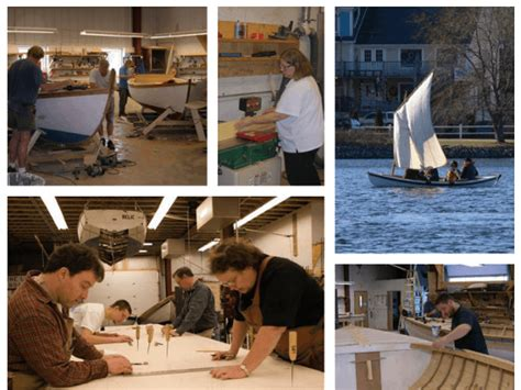 yacht and boat building courses landing school arundel boat building yacht design training
