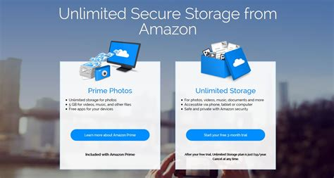 amazon unlimited move everything in the cloud with the just launched amazon