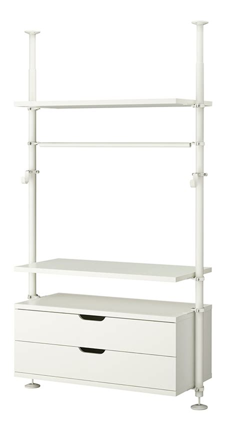 cabine armadio ikea stolmen ikea stolmen systems cheap and cheerful modern versions