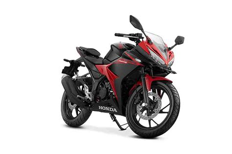 what is the price of honda cbr 150 2017 honda cbr150r receives two colours in indonesia