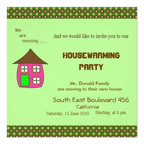 housewarming invitation template housewarming invitation new calendar template site